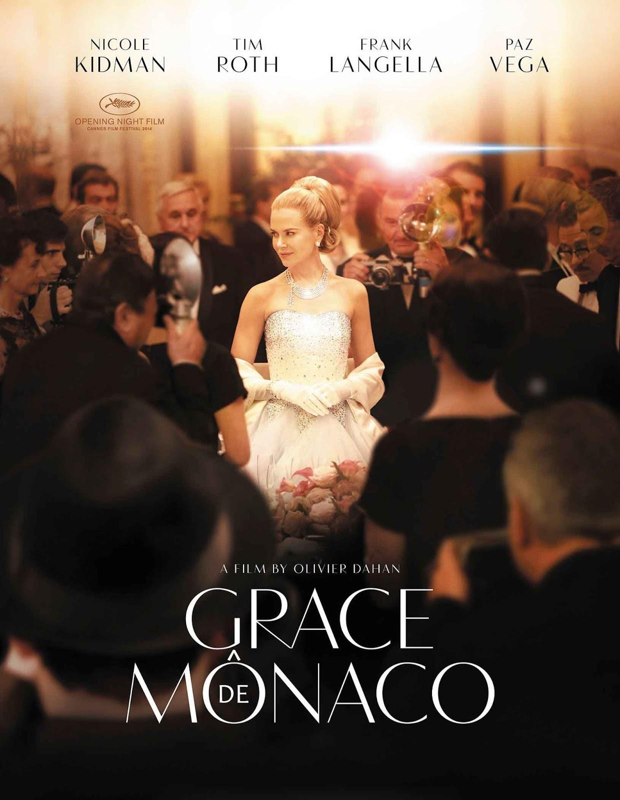 Grace de Mônaco Torrent - Blu-ray Rip 720p e 1080p Dual Áudio (2016)