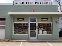 Susan Jones Pottery is available at A Griffin Pottery Associates