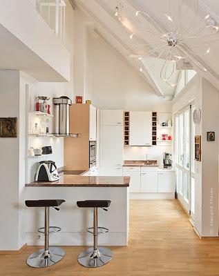 Möbelfronten erneuern und der Küchen damit wieder ein modernes Ambiente geben