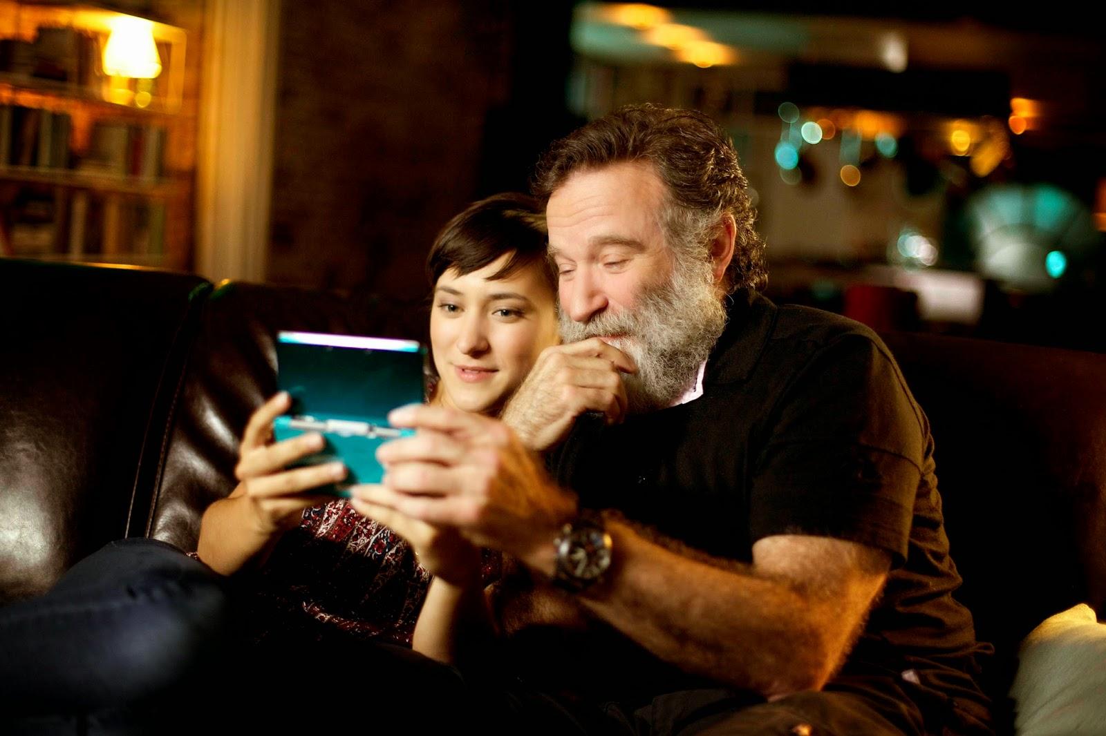 Videojuego Zelda, Robin Williams