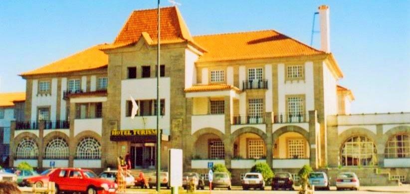 o Hotel de Turismo da Guarda