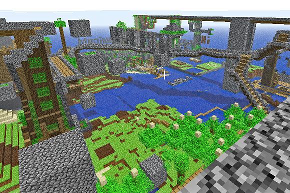 Play Minecraft Free Game