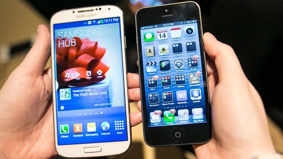Nuevo Smartphone Samsung Galaxy S4 2013