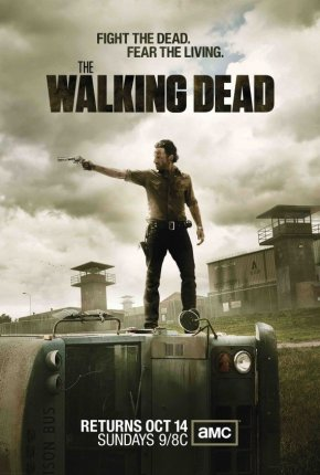 The Walking Dead – 3X10 temporada 3 capitulo 10