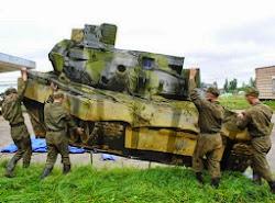 Τα… φουσκωτά όπλα της Ρωσίας