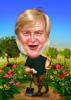 Gardener Caricature