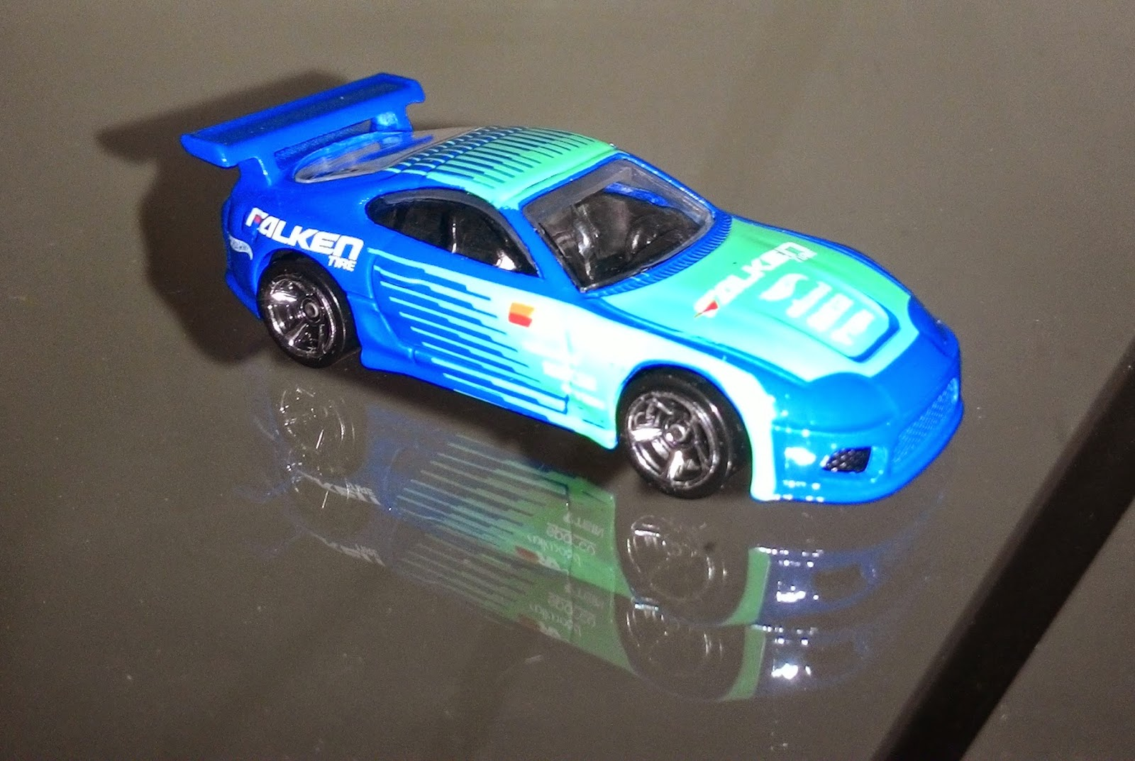 My Hot Wheels Stories Toyota Supra