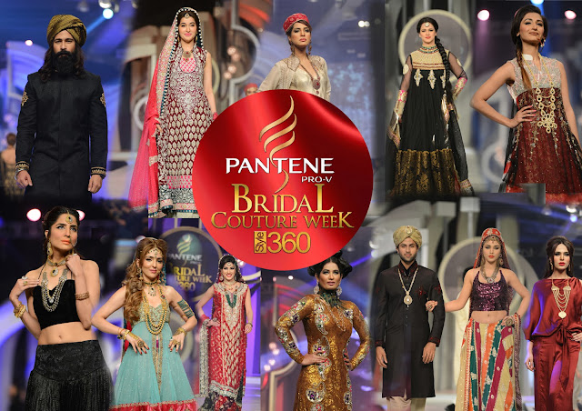 7th Style 360 Pantene Bridal Couture Week 2013
