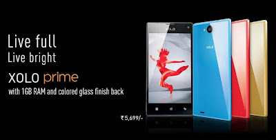 Xolo Prime specifications and price India, Buy online Xolo Prime flipkart, snapdeal Xolo Prime