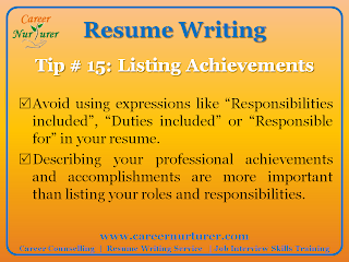Hints and Tips Resume
