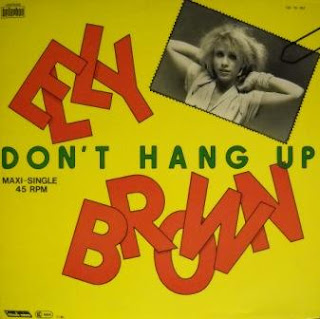 ELLY BROWN - Don't Hang Up (1984)