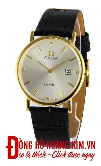 Đồng hồ nam tại Cầu giấy nhãn hàng Omega