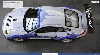 Facebook Porsche GT3 R Hybrid Seen On www.coolpicturegallery.us