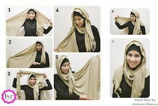 Hijab Tutorial Masa Kini