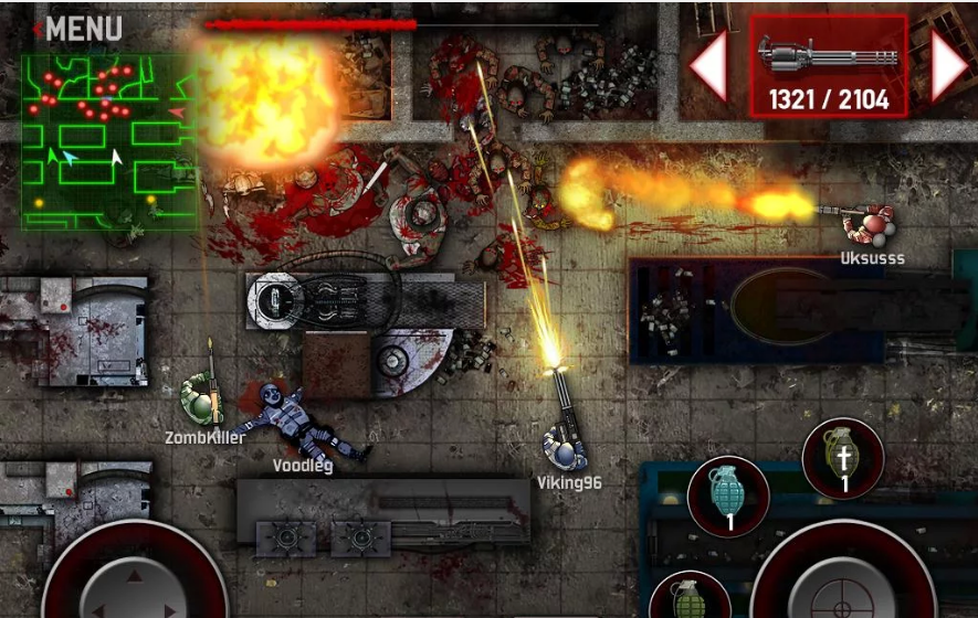 SAS: Zombie Assault 3-Android Multiplayer Game