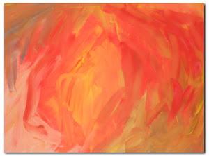 KUNST vol3: Mina valitsen värve: soojad toonid. Muusika: Symphoni. Päikese poole. Shakira. Waka wak