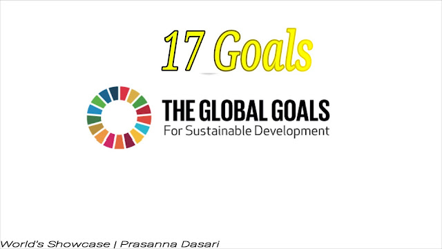 17 Global Goals For A Better Nation