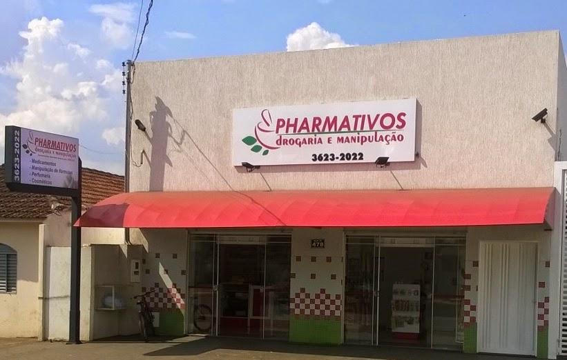 PHARMATIVOS DROGARIA E MANIPULAÇÃO