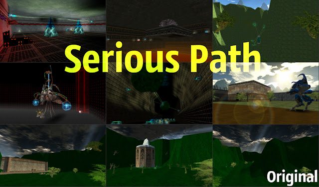 Serious Path - Original 1