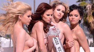 finnessey shandi Miss nude usa
