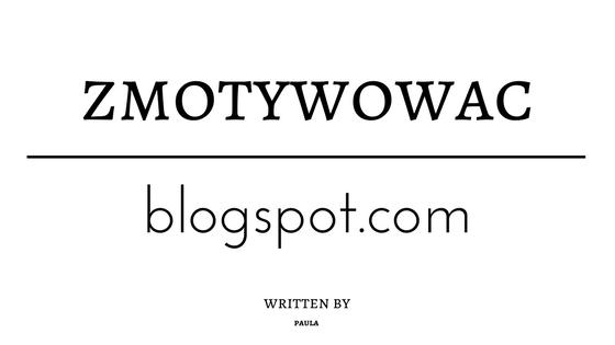 Motywacyjny blog lifestyle'owy o zdrowym stylu życia