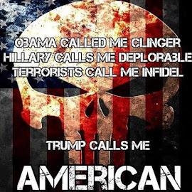 PRESIDENT TRUMP CALLS ME AMERICAN