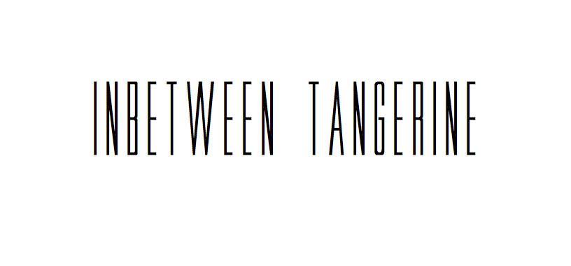 Inbetween Tangerine
