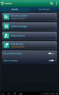 TrustGo Antivirus & Mobile Security_Android app