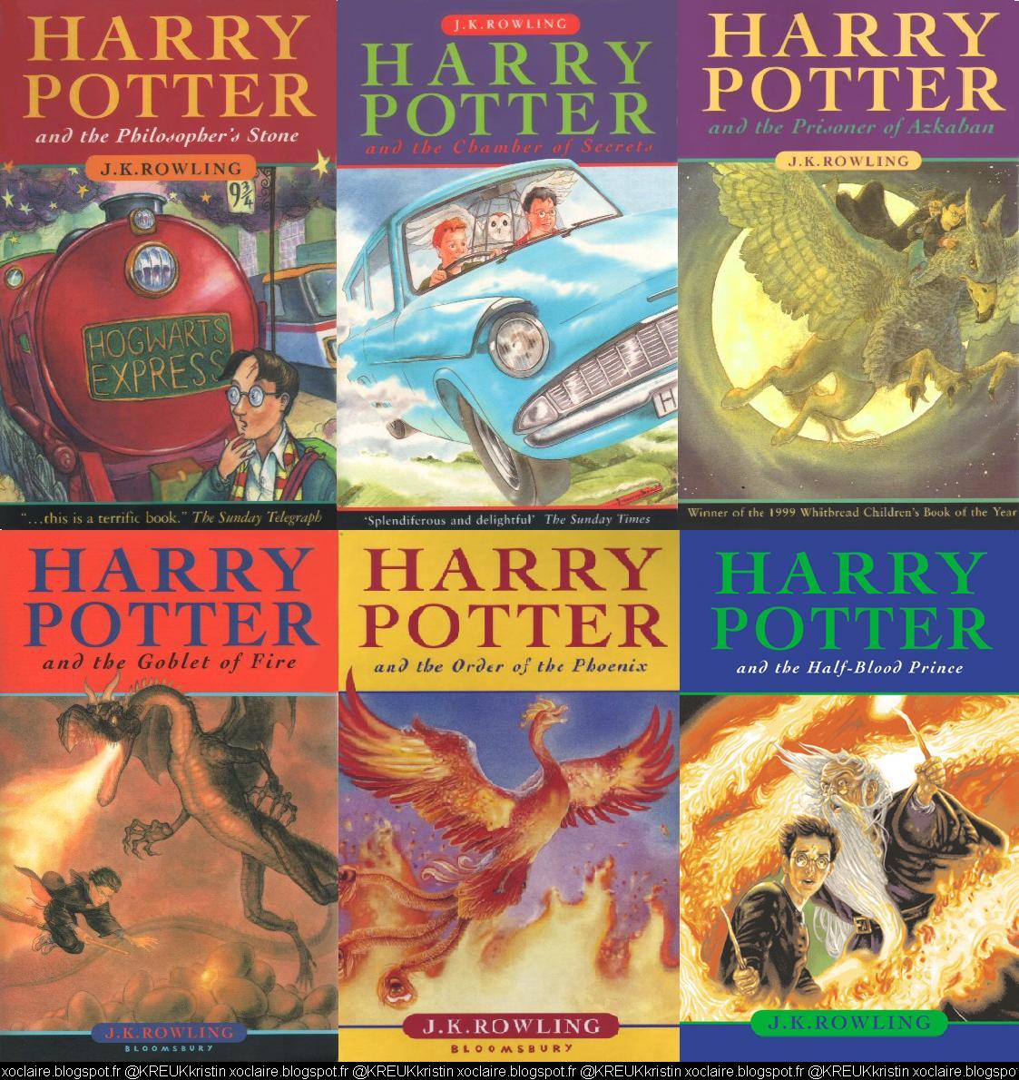 Tome 1 Harry Potter A L Ecole Des Sorciers