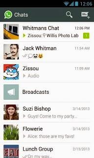 WhatsApp Versión 2.11.561 full APK