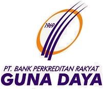 Logo PT BPR Guna Daya