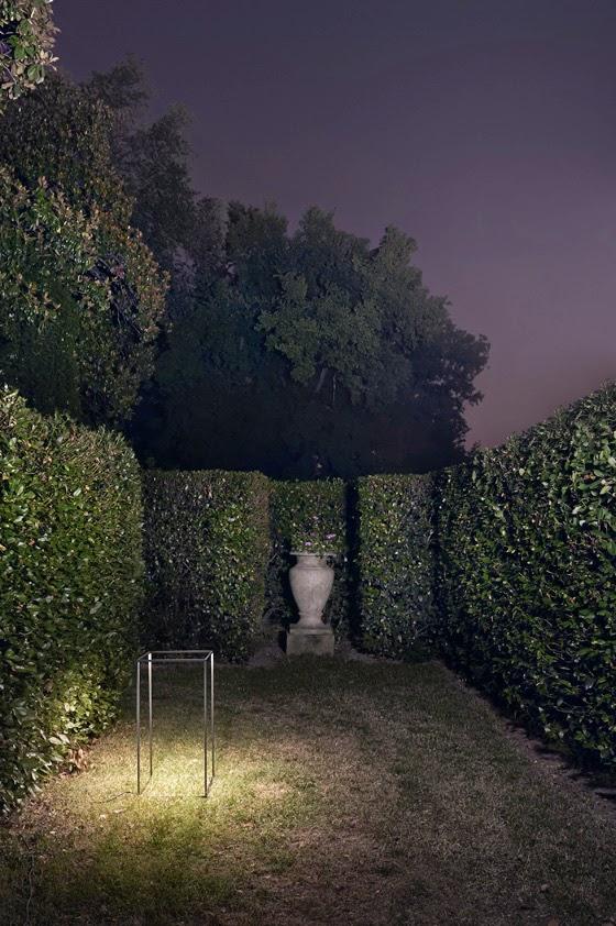 Lampara LED para exterior