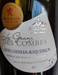 Notre vin de la semaine est ce très bon rouge du Languedoc !