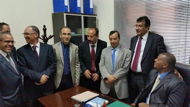 افتتاح ملحقة التعاضدية العامة للتربية الوطنية بالرشيدية