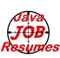 Java Resumes