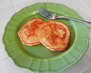 Buttercrunch+Ricotta+Pancakes+1 Weight Loss Recipes Happy National Pancake Day!