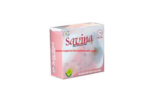 Savina Red (Sabun Herba untuk Wajah)