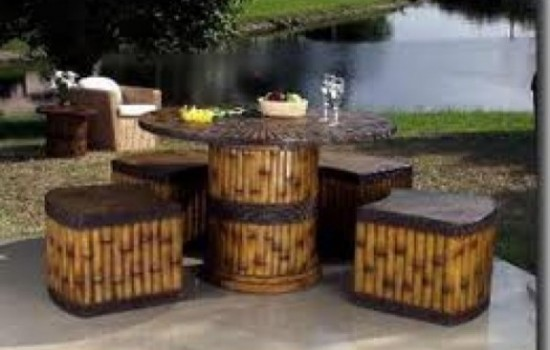 Bamboo and Wood Furniture