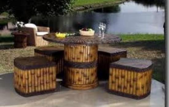 Bamboo and Wood Furniture