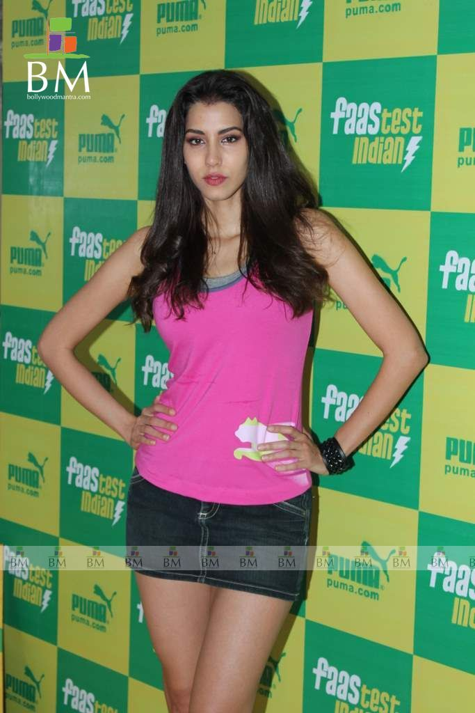 Kingfisher Models 2012 Puma Event with Kingfi...
