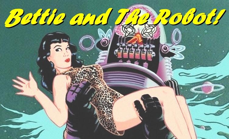 BETTIE & THE ROBOT