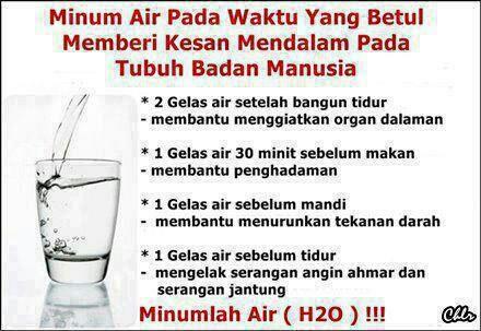 Berapa Liter Air yang Harus Diminum untuk Turunkan Berat Badan?