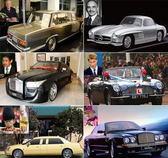 Kiki's Land: Royal Famillies' Car