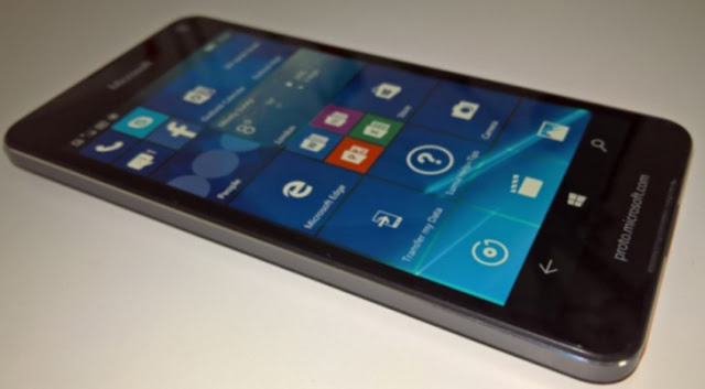 Microsoft Lumia 650 Leaked Image