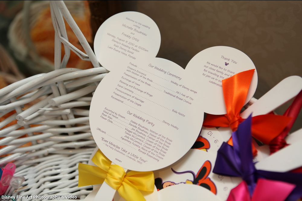 Michelles Mickey Wedding Part One This Fairy Tale Life