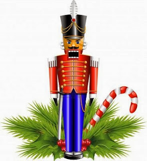 Navidad, Decoración con Cascanueces