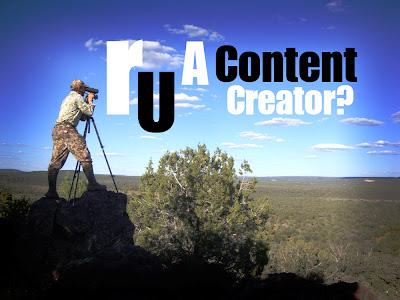 Hunting Content Creators