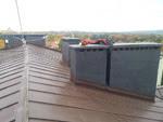 Dach, farba do metalu