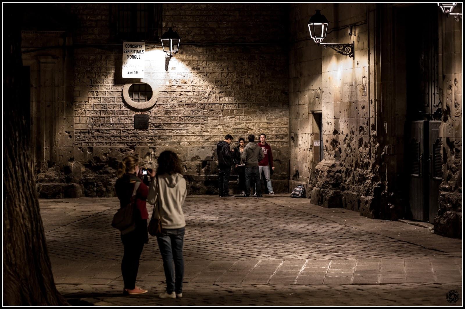 Barcelona, Las Crónicas de Neri: Rincón de confabuladores