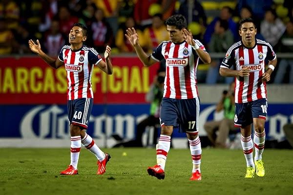 Chivas vs Pumas - En Vivo